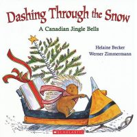 Dashing Through the Snow cover